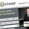 My Driver : Nouveau service de réservation de limousine via Iphone