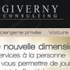 La conciergerie privée Giverny Consulting offre un nouveau design à son site